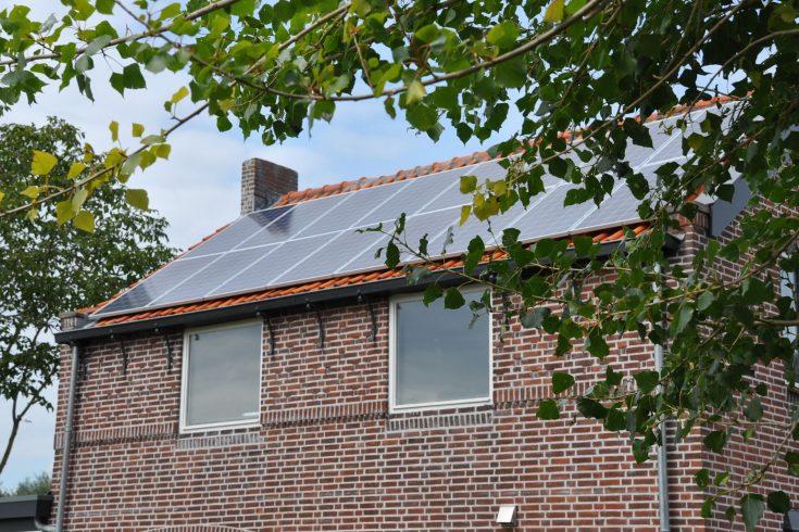 Rechter beslist: WOZ mag omhoog door zonnepanelen