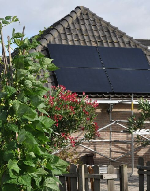 Samen zonnepanelen inkopen.<br />Slim en makkelijk!